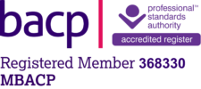 BACP Registered Member Logo #368330